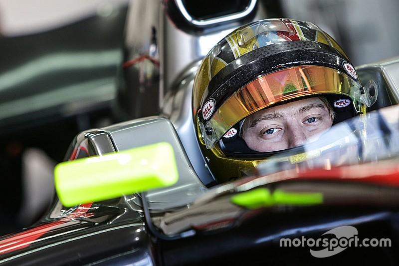 Cecotto torna in GP2 con la Rapax nel round di Sepang