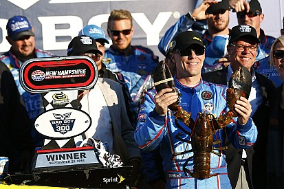 Victoire surprise de Harvick au New Hampshire
