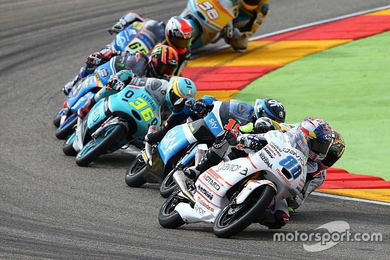 Martin dalam momentum tinggi di paruh kedua Moto3