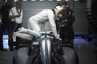 Hamilton dopo la sosta estiva ha perso 27 punti su Rosberg