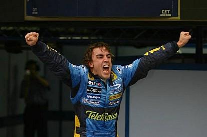 Vor 11 Jahren: Fernando Alonso wird Formel-1-Weltmeister