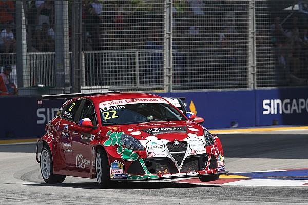 Mario Ferraris guiderà l'unica Giulietta in pista a Sepang