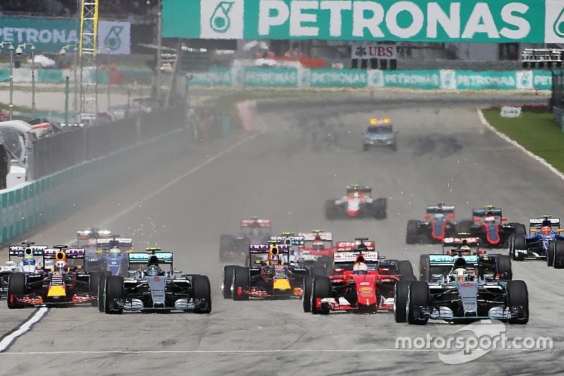 Formel 1 in Sepang: Wird der neue Streckenbelag zum entscheidenden Faktor?