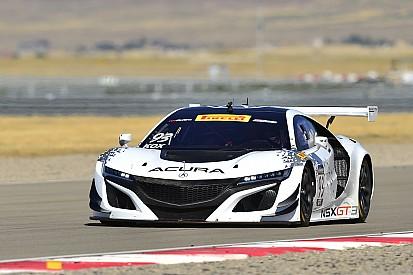 Deux Acura NSX GT3 pour le Michael Shank Racing en 2017