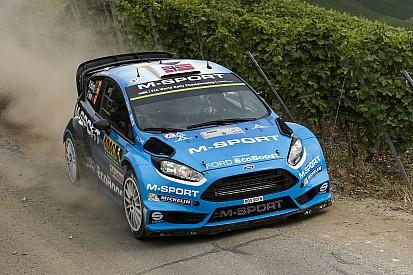 Centième départ en WRC pour Mads Østberg