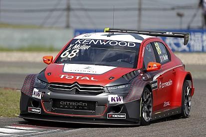 """Muller: """"Orgoglioso della Citroën, ho preso punti preziosi"""""""