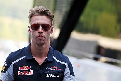 Chefe da Toro Rosso diz que autoconfiança de Kvyat voltou