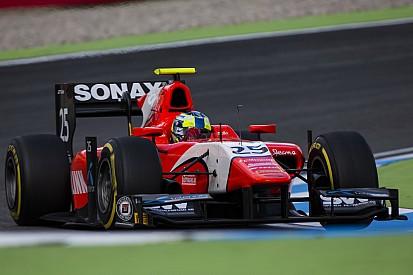 Jimmy Eriksson rinuncia alle ultime due gare della GP2 2016