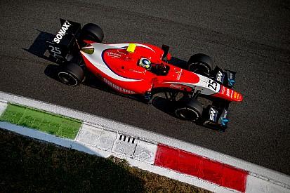 Эрикссон пропустит последние этапы GP2