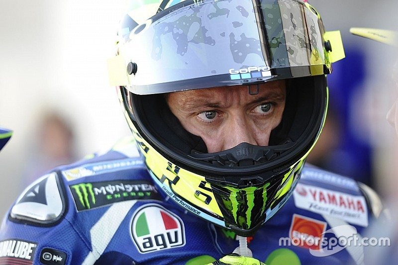 Rossi khawatirkan penurunan performa Yamaha