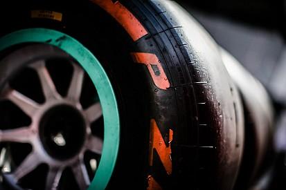 梅赛德斯双雄对雪邦轮胎选择略有差别