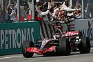 Сепанг-2007: перша перемога Алонсо з McLaren у світлинах