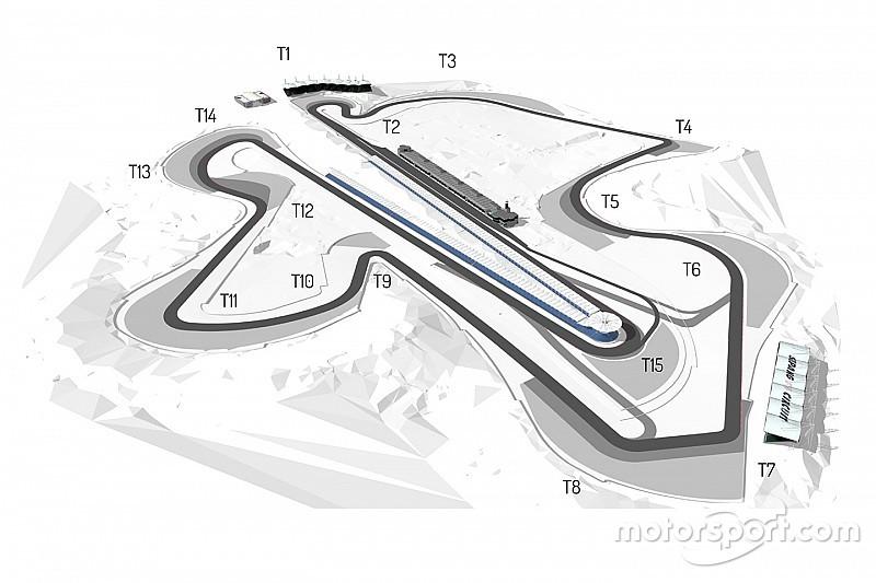 Análisis: Un remodelado Sepang desconocido para los equipos de F1