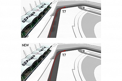 Analisis: Mengapa renovasi Sepang menjadi misteri bagi tim-tim F1?