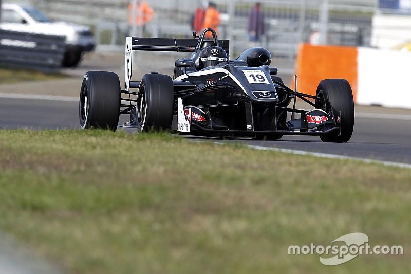 Comtec keert met Randle terug in Formule 3.5