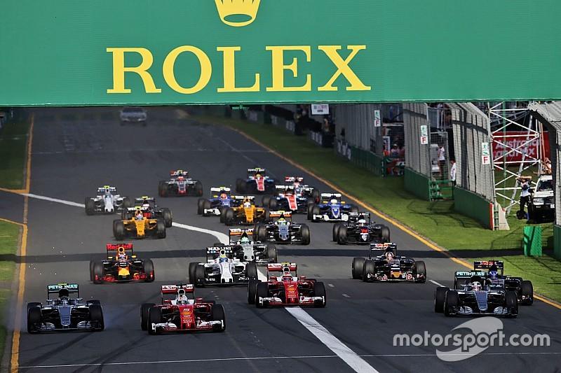 La FIA révèle le calendrier 2017 provisoire de la F1