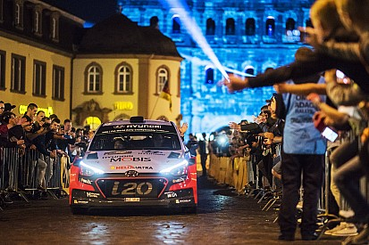 WRC anuncia su calendario provisional 2017