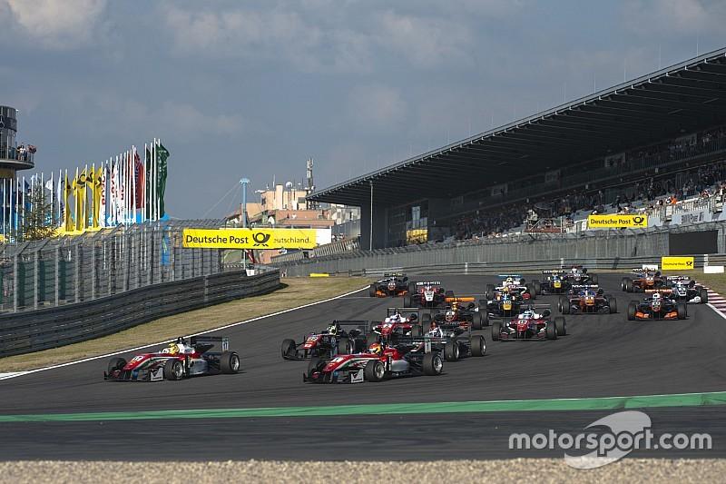 Fórmula 3 europeia impõe idade limite de 25 anos