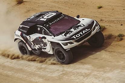 Peugeot onthult nieuwe Dakar-bolide: de 3008DKR