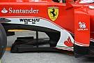 Tech update: Ferrari blijft SF16-H ontwikkelen
