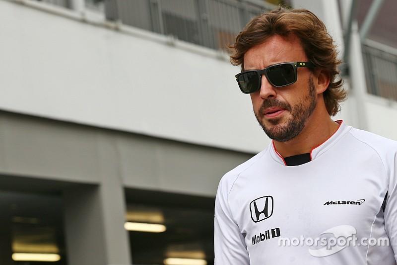 Fernando Alonso unbeeindruckt von erneuter Startplatzstrafe