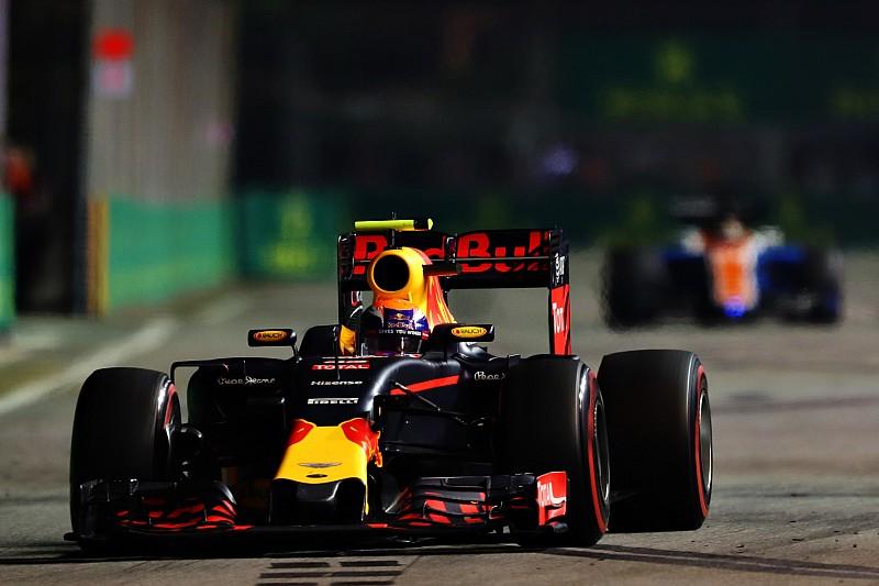 Modifikasi kopling diharapkan jadi solusi masalah Verstappen