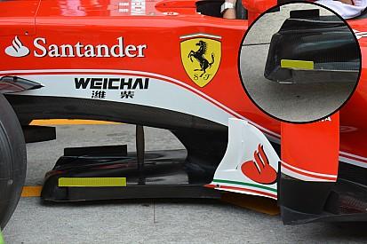 Formel-1-Technik: Neuerungen beim Grand Prix von Malaysia