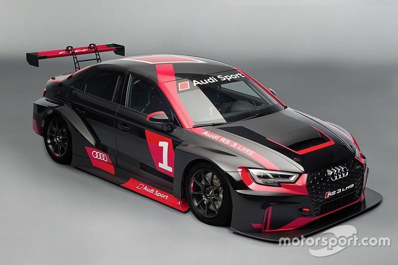 Mit dem RS 3 LMS: Audi steigt in die TCR ein
