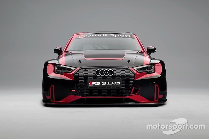 Bildergalerie: Das ist der Audi RS 3 LMS für die TCR