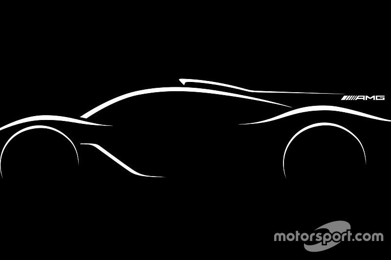 El próximo hipercoche de Mercedes se nutrirá del motor del F1