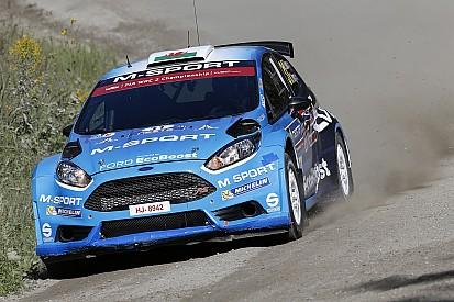 WRC2 - Evans doit battre le contingent français