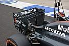 McLaren: riproposta l'ala posteriore bocciata a Singapore