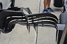 Технічний брифінг: зубці переднього крила Williams FW38