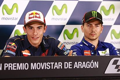 Marquez dianggap sosok tepat bagi Ducati