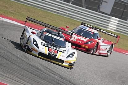 Les équipes en lice pour le titre avant la finale de Petit Le Mans