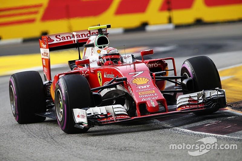 """ライコネン、シンガポールでの""""戦略ミス""""疑惑も、フェラーリを信頼"""