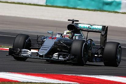 GP Malaysia: Hamilton ungguli Rosberg di FP2