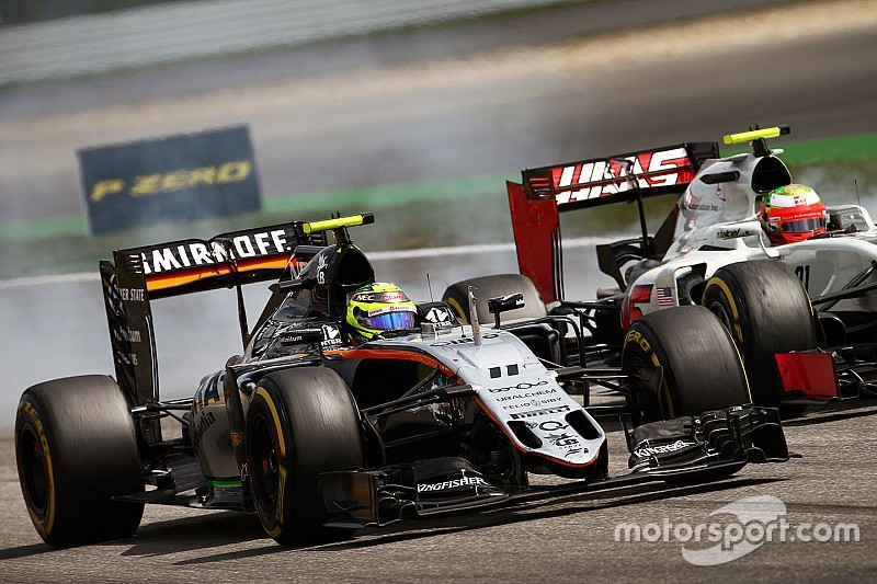 Перес может перейти в Haas