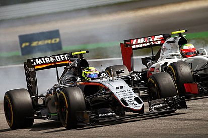 Perez pode estar de olho em lugar na Haas visando Ferrari