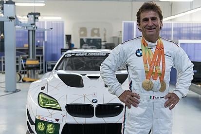 Zanardi terug op het circuit: racet BMW M6 GT3 op Mugello