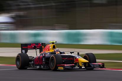 Sepang GP2: Gasly, spine rağmen pole pozisyonunda