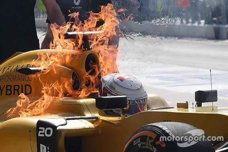 燃油系统阀门故障导致马格努森雪邦遇火险