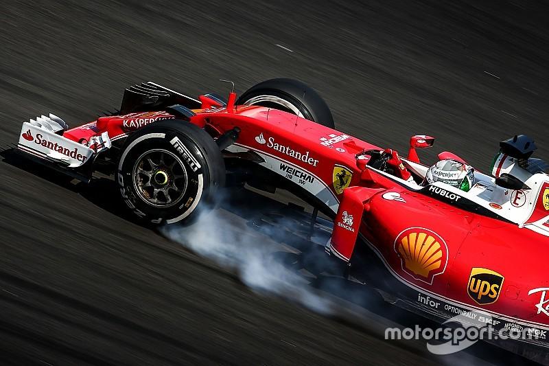 Vettel espera que el calor de Malasia favorezca a Ferrari