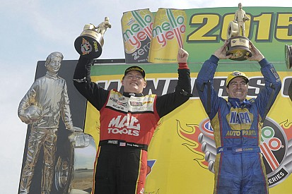 Capps and Kalitta aim to shake 'eternal bridesmaid' tags