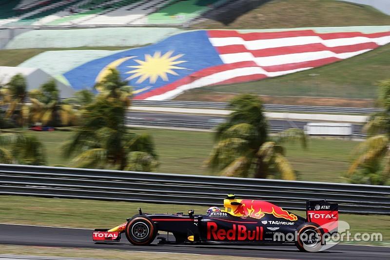 マレーシアGPフリー走行分析:改修路面が大きい? 灼熱でも小さいデグラデーション