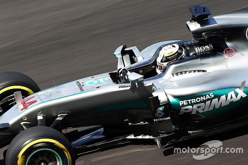 GP Malaysia: Hamilton tetap menjadi yang tercepat di FP3