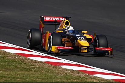 Giovinazzi vence em Sepang e tira de Gasly liderança da GP2