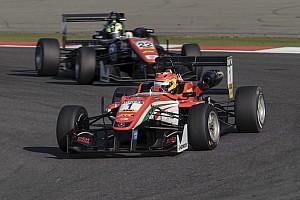 F3-Euro Reporte de calificación Lance Stroll logra la pole para la carrera 1