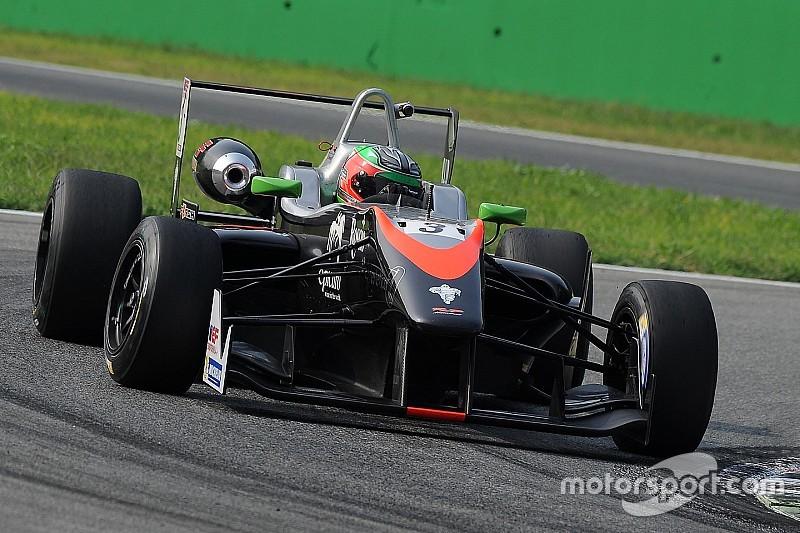 Fioravanti primo, Pulcini secondo. A Monza è una prima fila tricolore!