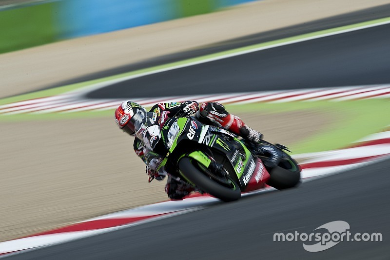 Superbike-WM Magny-Cours: Jonathan Rea auf der Pole-Position